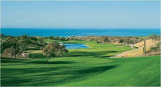 гольф в Мексике