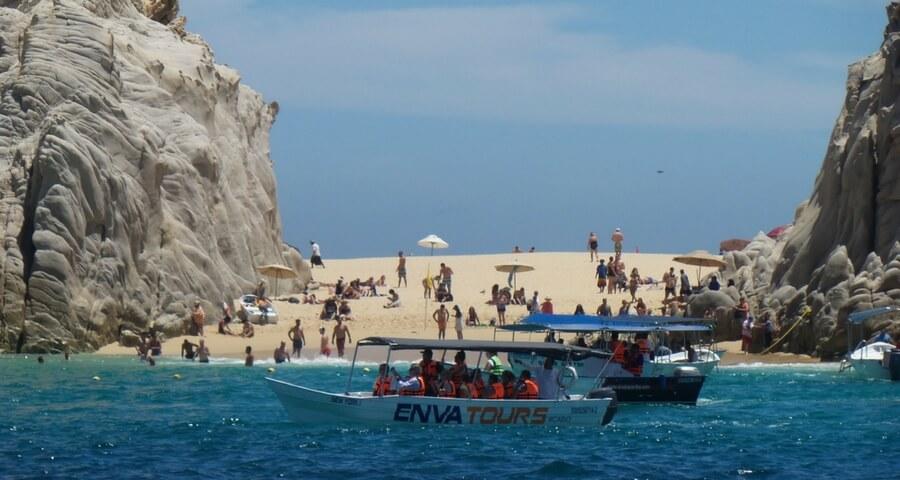 фото пляж влюбленных мексика