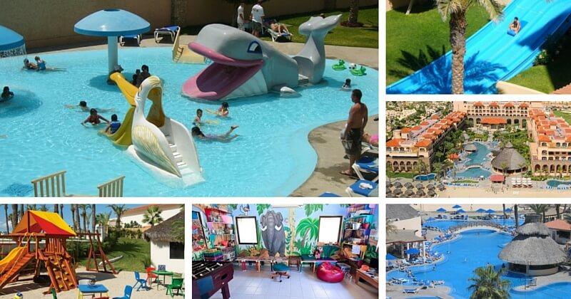 5 Отелей для отдыха с детьми в Лос Кабос