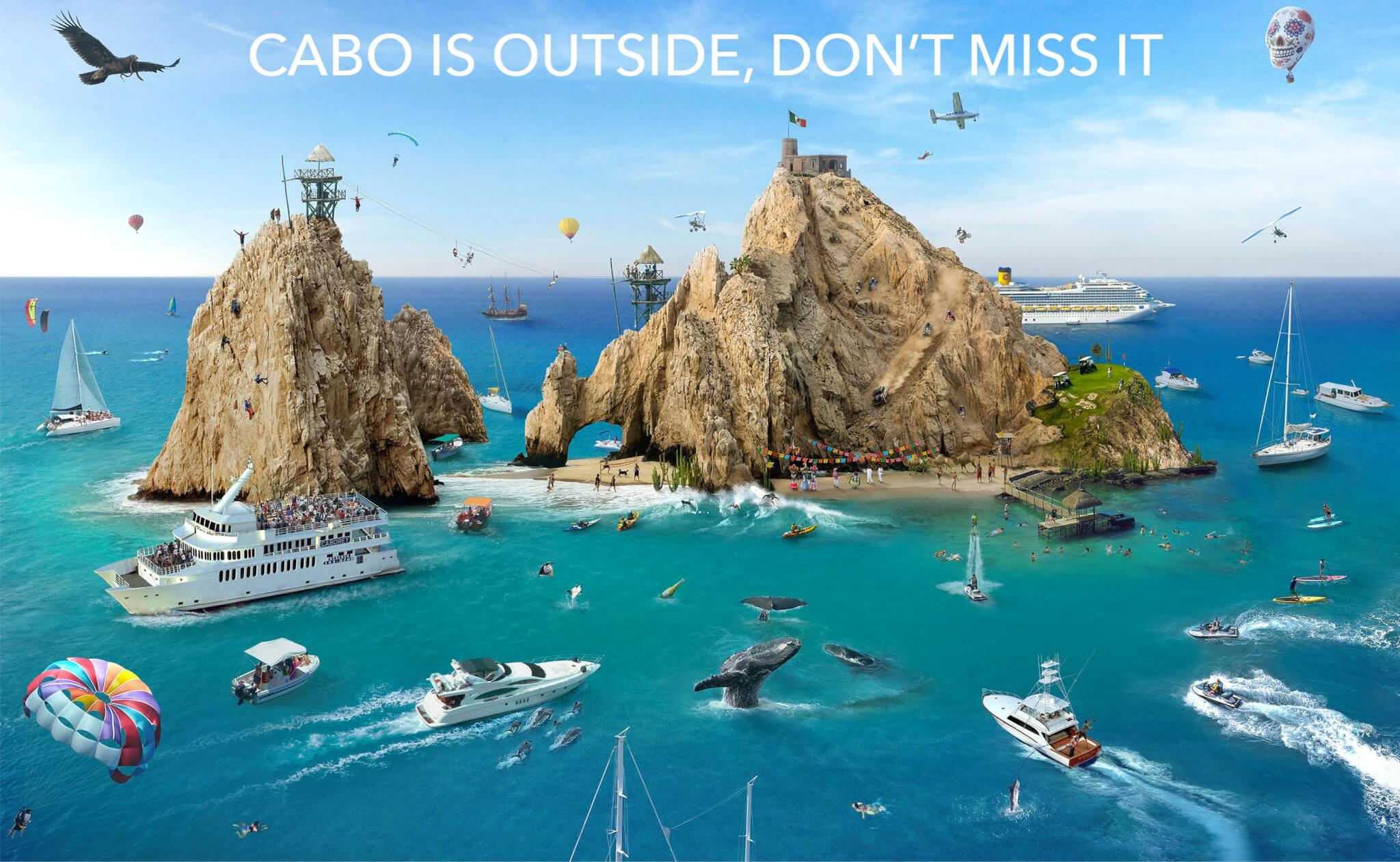 лос кабос, мексика, туры и экскурсии