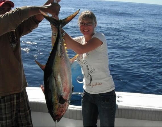 фото рыбалка в мексике