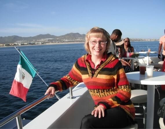 Фото круиз на катамаране в мексике