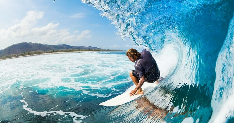 Серфинг в Кабо