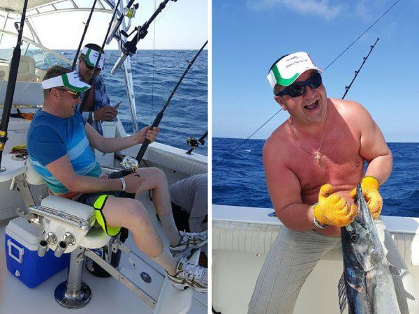 Марлин рыбалка