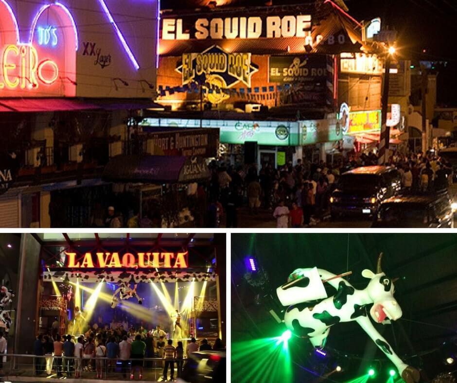 бары и клубы Кабо Сан Лукас фото