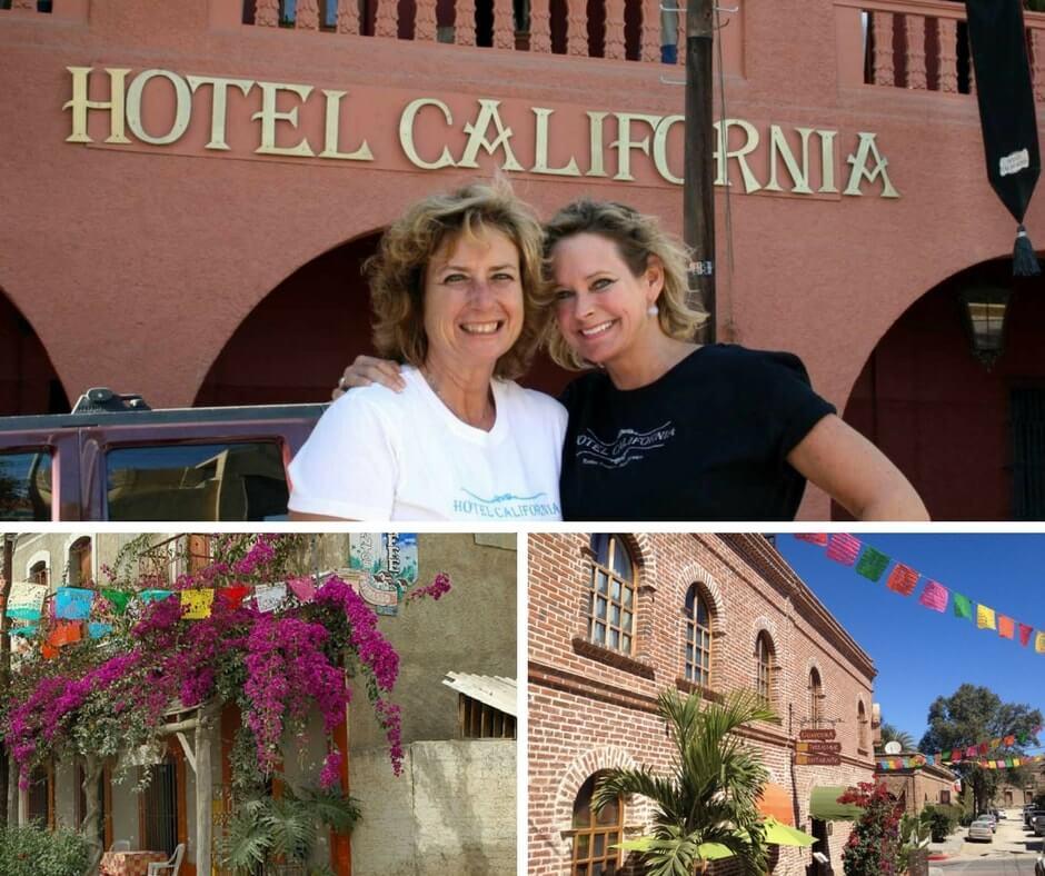 Отель Калифорния фото