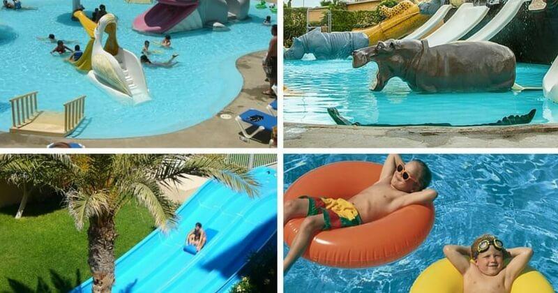 фото отели для детей в Мексике