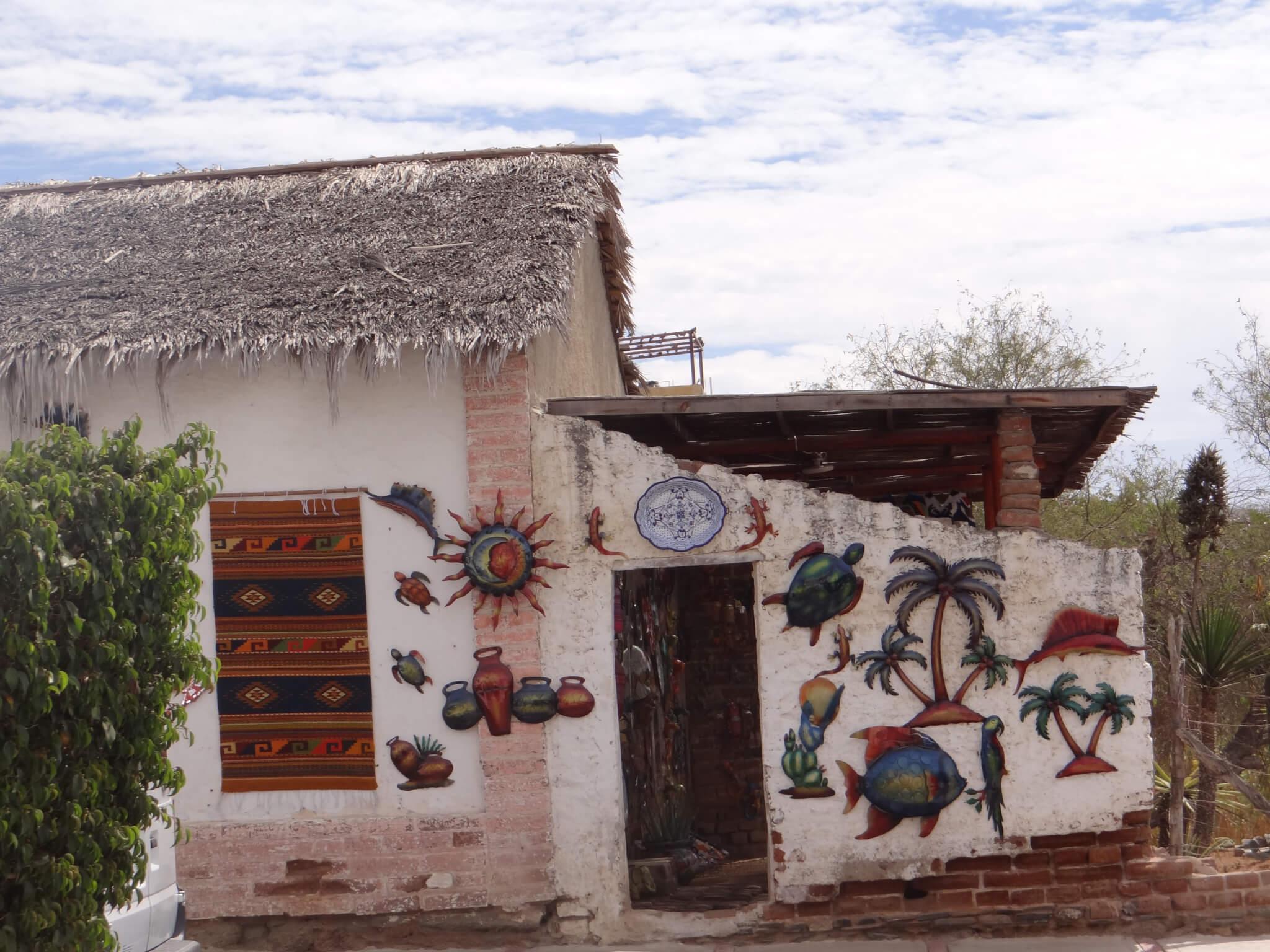 дом в мексике тодос сантос