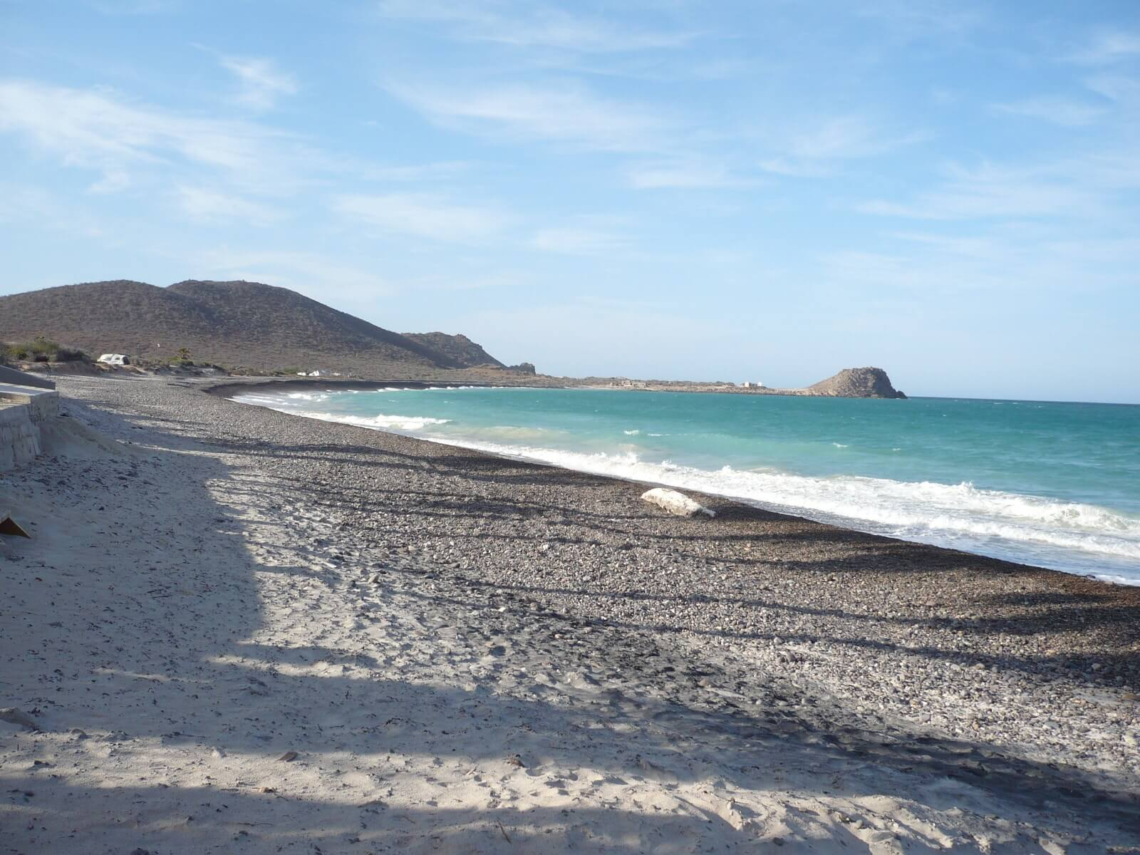 пляж мигриньо картинка
