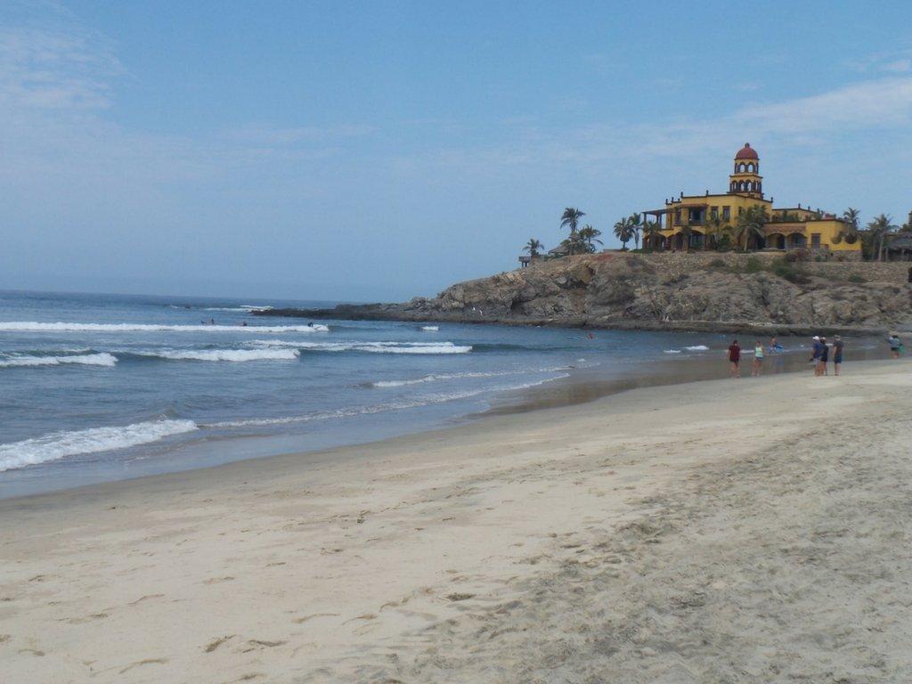 пляжы тодос сантос