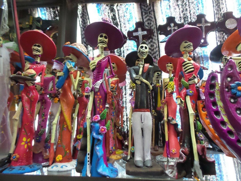 фото сувениры в мексике