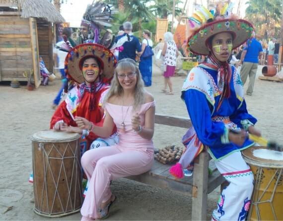 фото Wirikuta Show Сан Хосе Дель Кабо