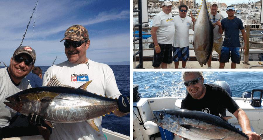 Рыбалка на Тунец Мексика