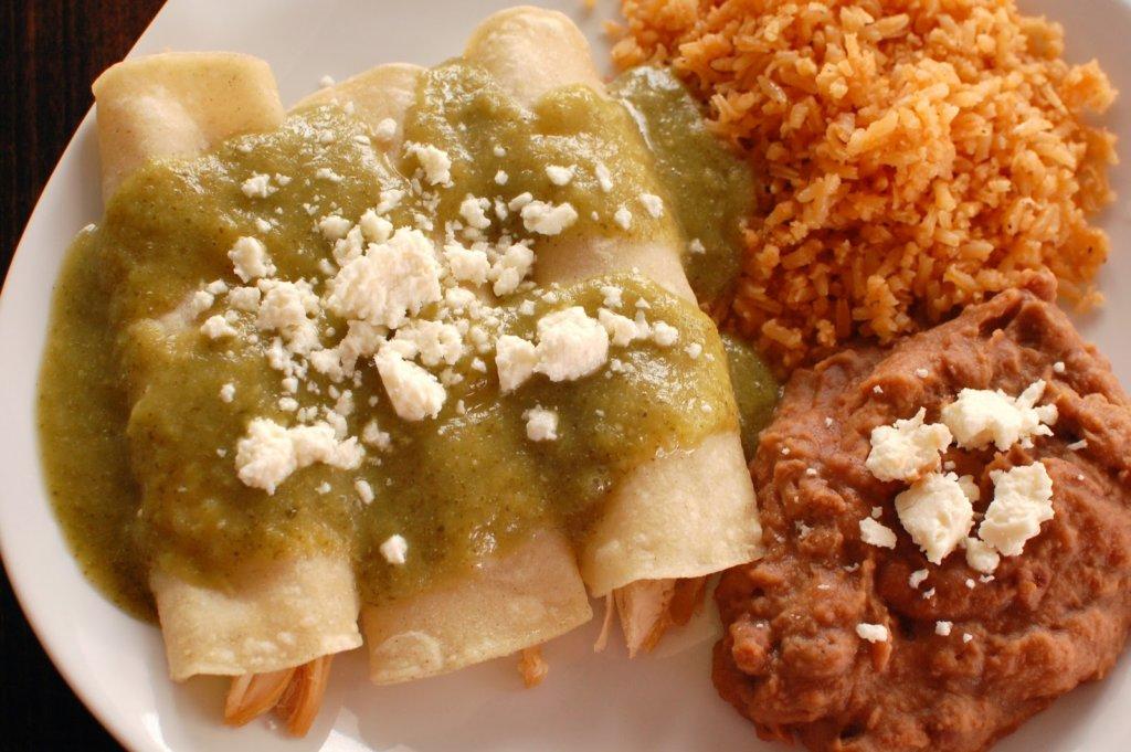 еда в мексике